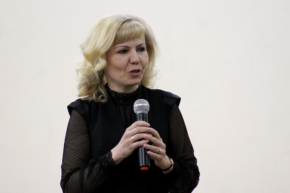Начальник отдела культуры С.Б.Цветкова