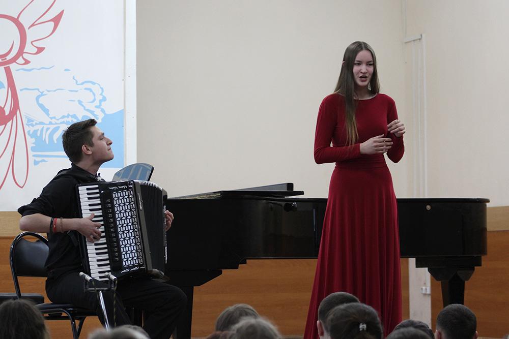 А.Трофимов и Е.Осокина