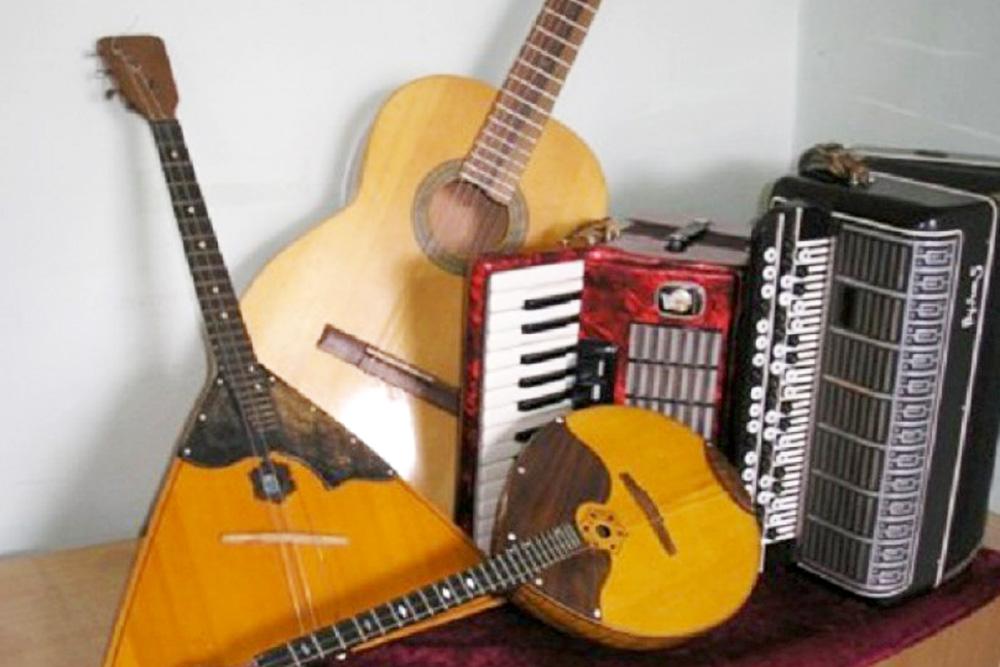 Мастер-классы отделения народных инструментов