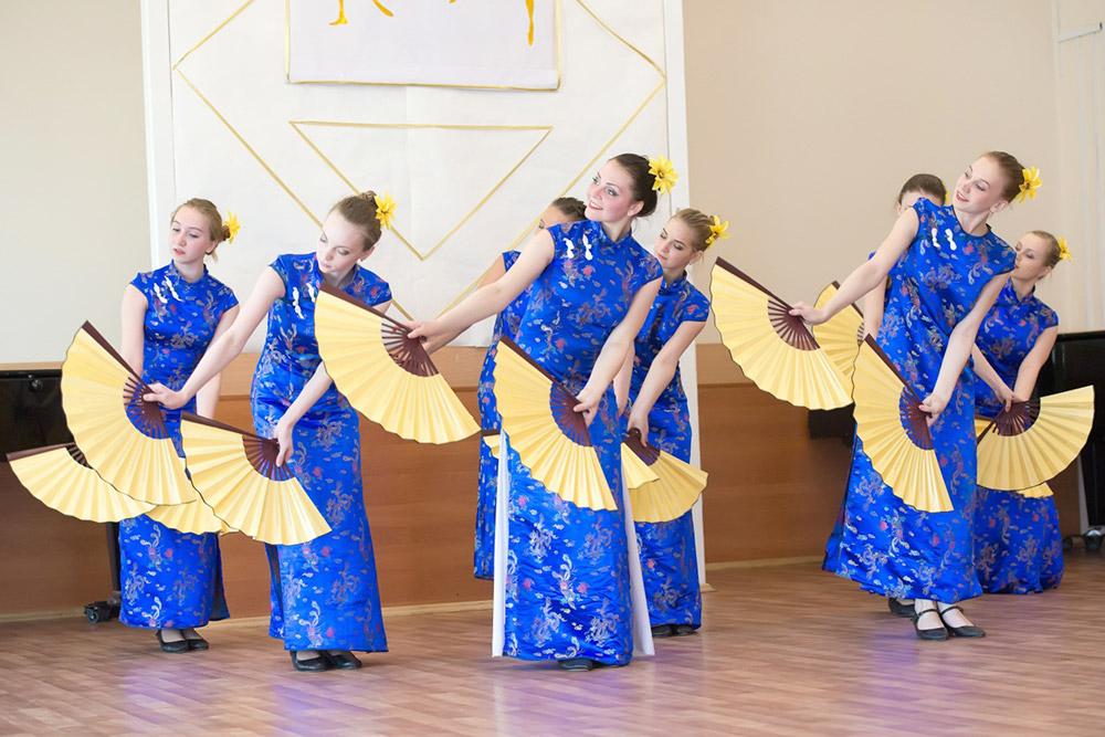 Творческие коллективы Братского музыкального училища