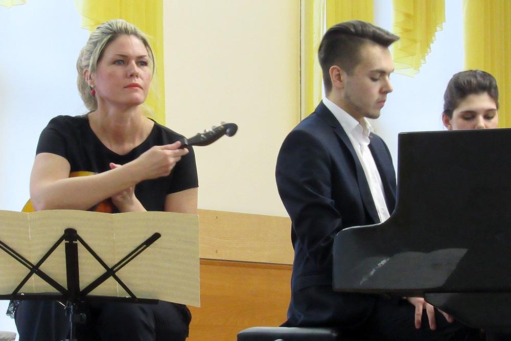 Отчётный концерт отделения «Фортепиано»