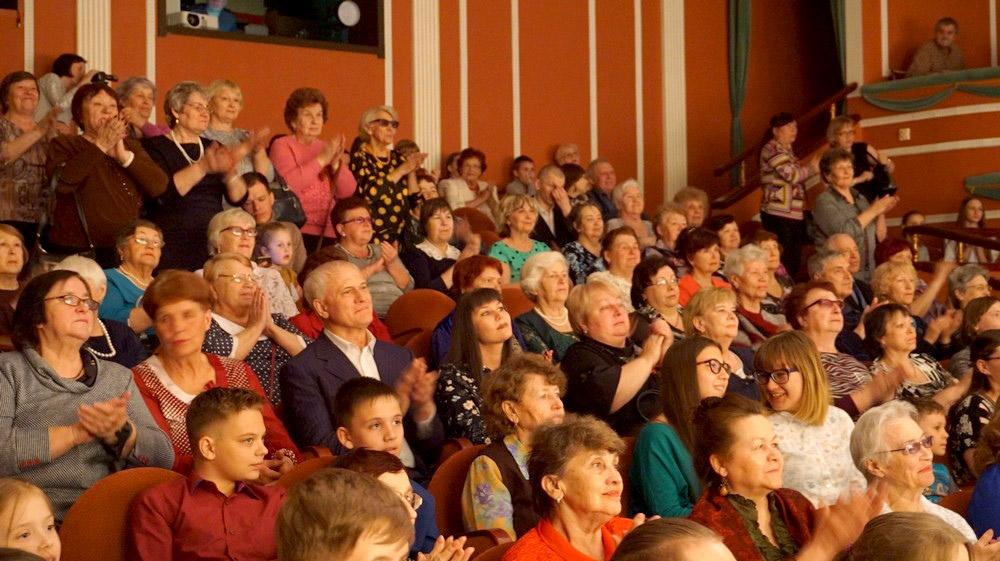 Программа «Поклон ветеранам» в Братском драмтеатре