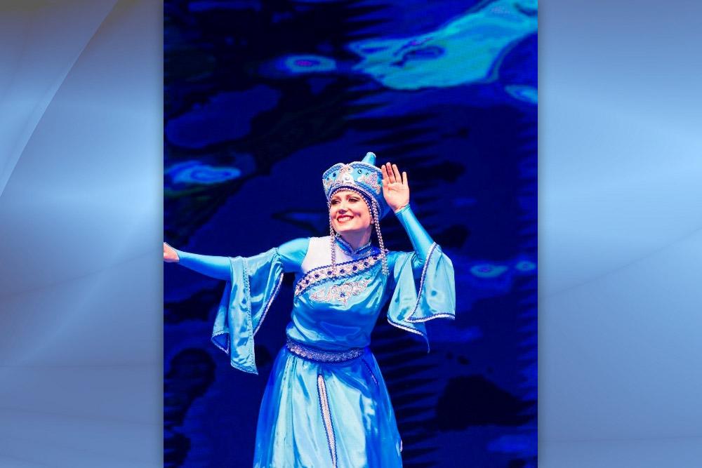 Ансамбль «Импульс» в творческом проекте «Я танцую»