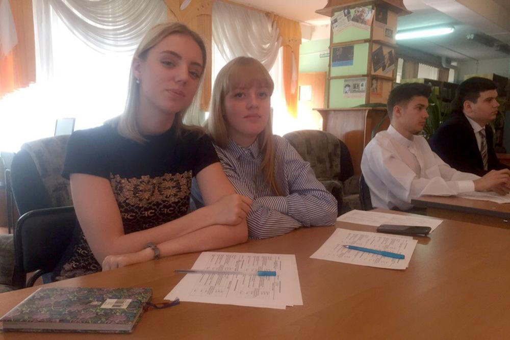 Встреча студенческого актива города Братска