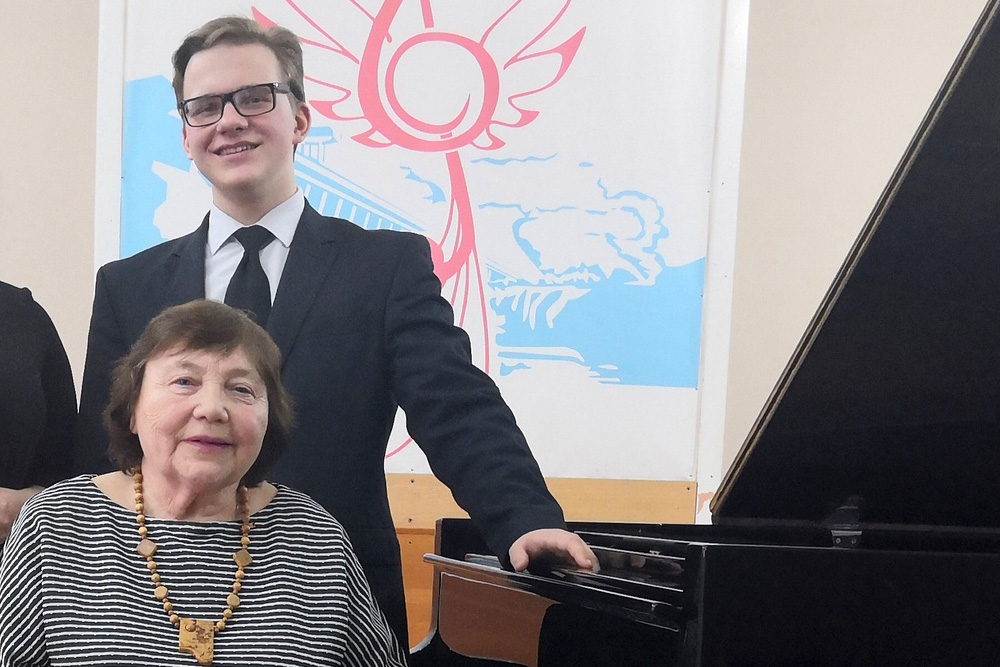 Поздравляем стипендиата губернатора Иркутской области