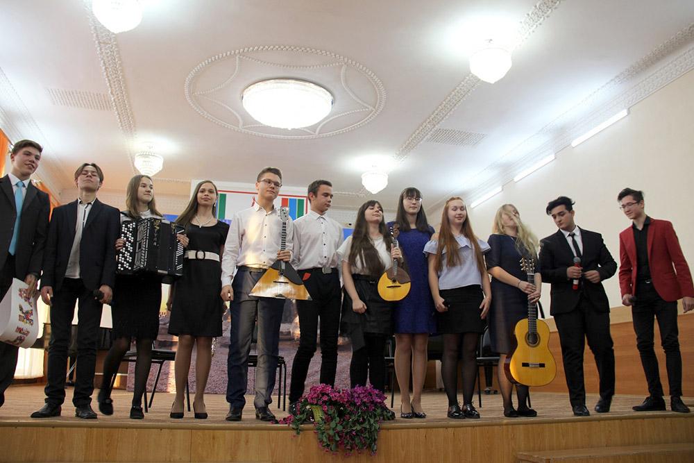 Посвящение в студенты 2019