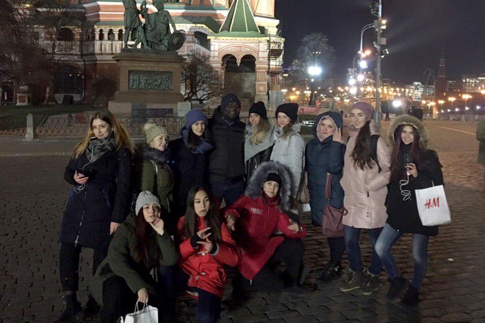 Здравствуй, конкурс! Здравствуй, Москва!