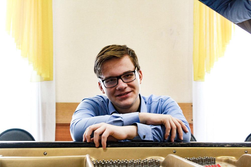 Павел Видякин — стипендиат мэра города Братска